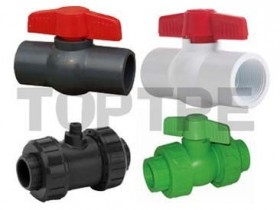 Renprene TPV在塑料球阀中的应用