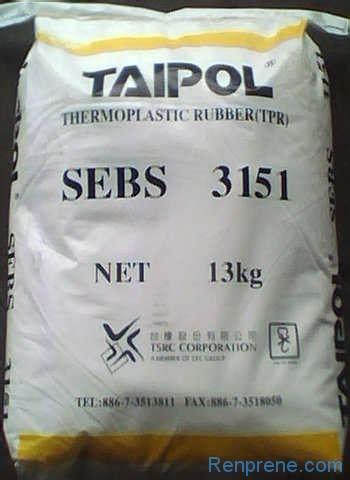 SEBS加不同白油、不同份量的硬度