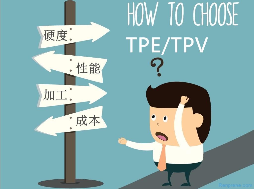 怎么帮助客户选择合适的TPV/TPE牌号,这6个问题您一定得问详细