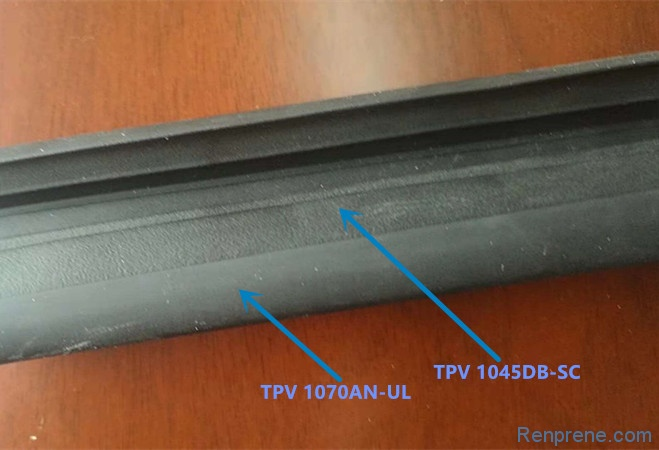 热塑性硫化橡胶(TPV)密封条挤出成型分析