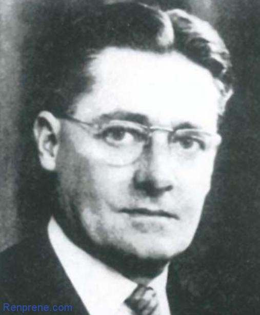 探索诺贝尔化学奖中的高分子③----保罗·弗洛里