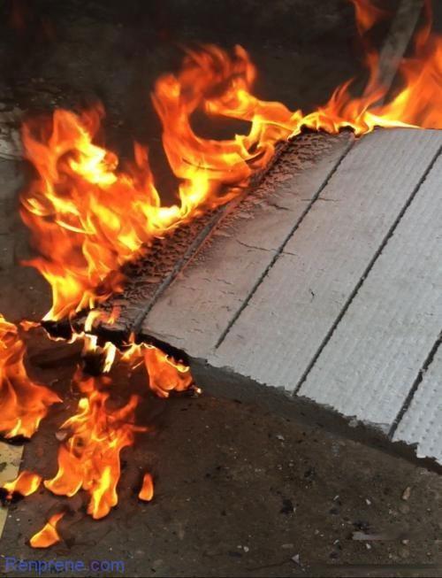 为什么阻燃PP添加阻燃TPV后不阻燃了?