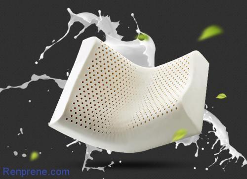 探一探乳胶枕头的生产工艺