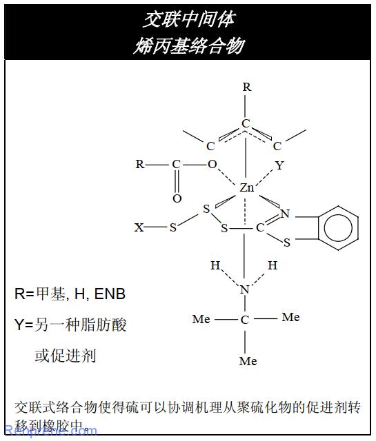 橡胶硫化活化剂