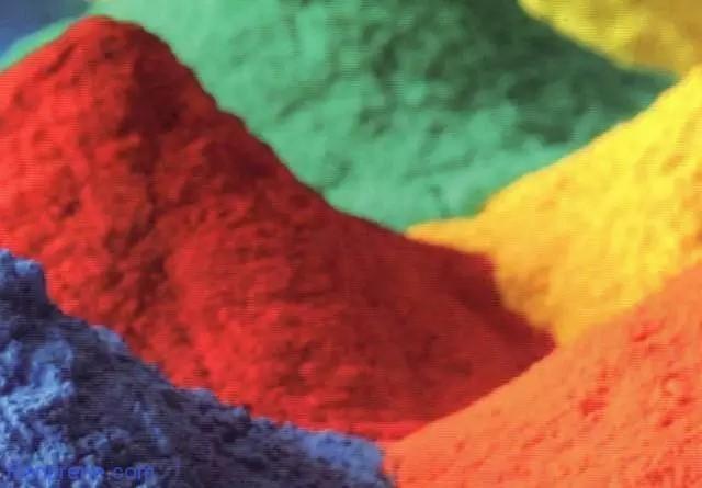 盘点各种塑料着色剂