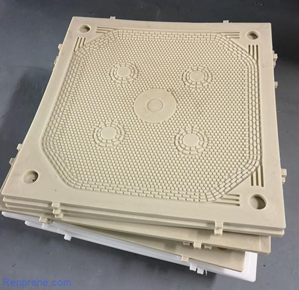 酚醛树脂硫化TPV改性聚丙烯应用于压滤机板材